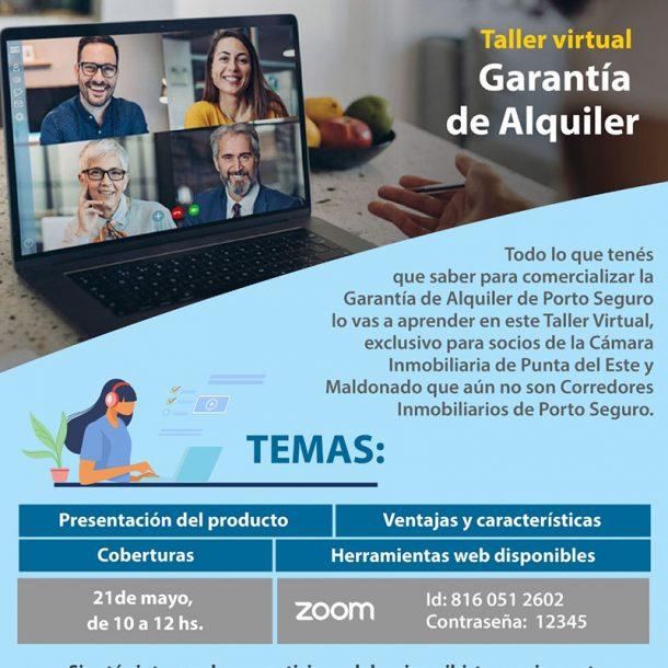 Taller Virtual Garantía De Alquiler De Porto Seguro