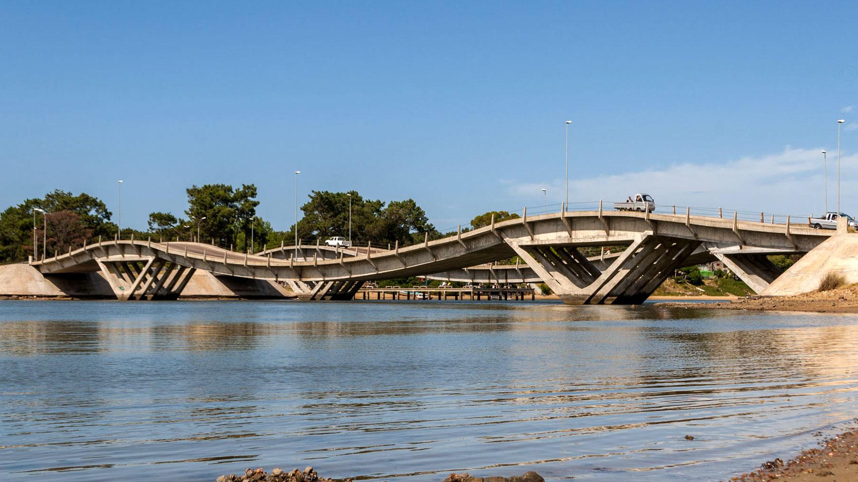 Puentes Leonel Viera - Maldonado