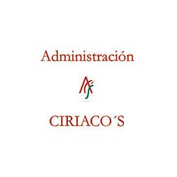 Administración CIRIACOS'S