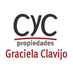 C y C Propiedades Graciela Clavijo